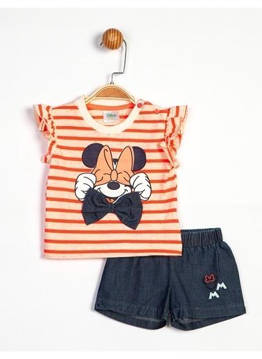 Minnie Mouse 2'Li Takım 13938 Ekru